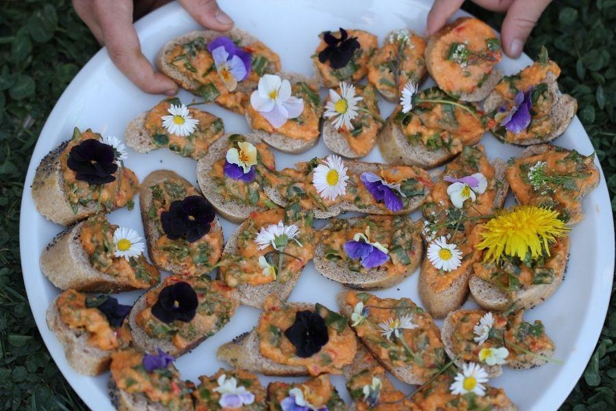 Fermentované poklady a kouzla v divoké kuchyni – fermentovaný bulgur